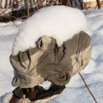 head in the snow(Esther Hageman)
